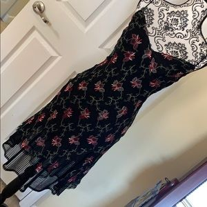 Betsy Johnson size 4 slip dress.
